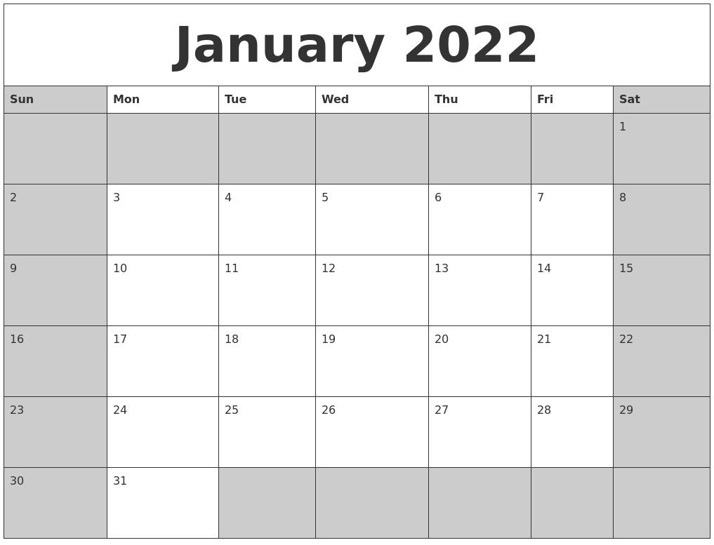 June 2022 Free Monthly Calendar Inside Calendar March April May June 2022