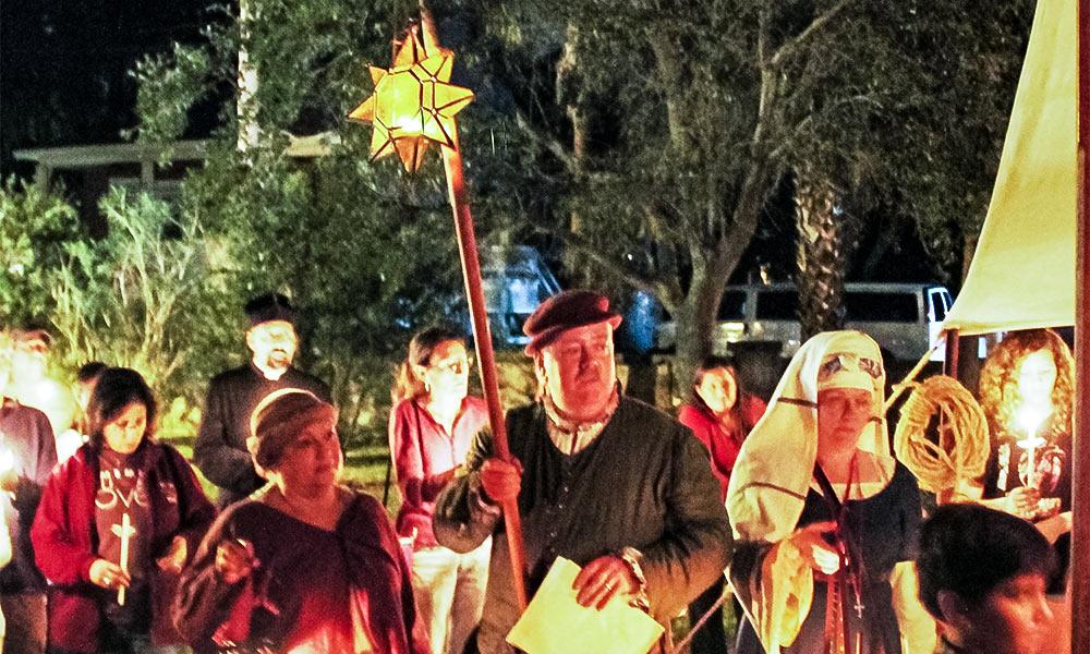 Las Posadas Del Viejo San Agustín 2018   Visit St Augustine Within Mexican Saint Calendar