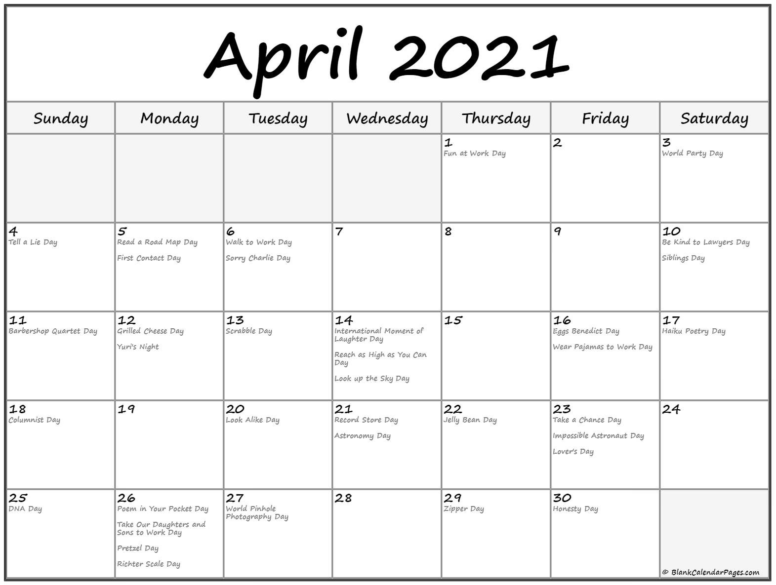 March April 2021 Calendar Usa   Free Printable Calendar Monthly Intended For March And April 2021 Calendar