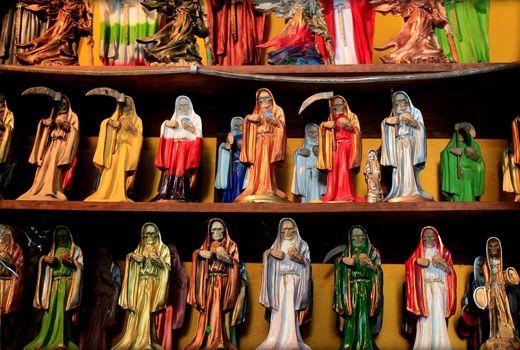 Mexico'S Latest Saint, Not On Your Calendar   Foster With Mexican Saint Calendar
