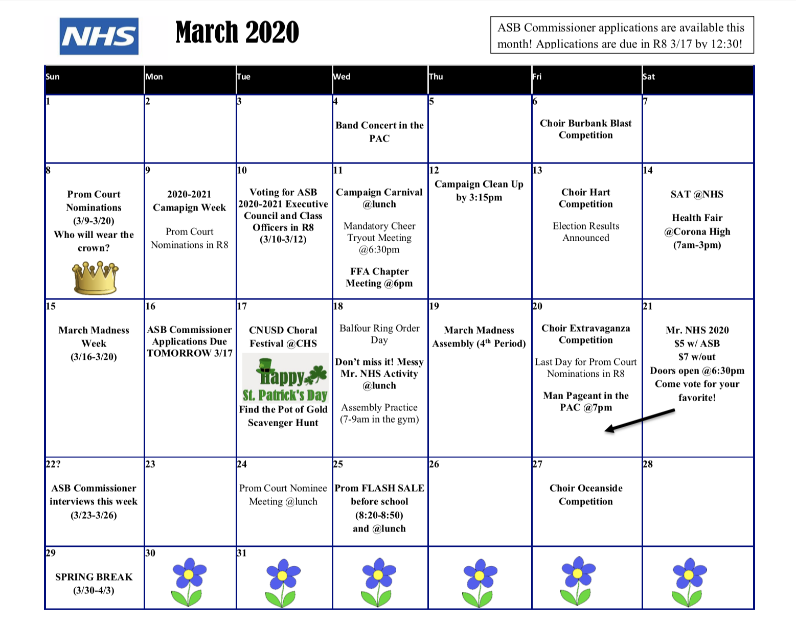 New School Calendars Released - The Cnusd Connection throughout Nc Court Calendar Query