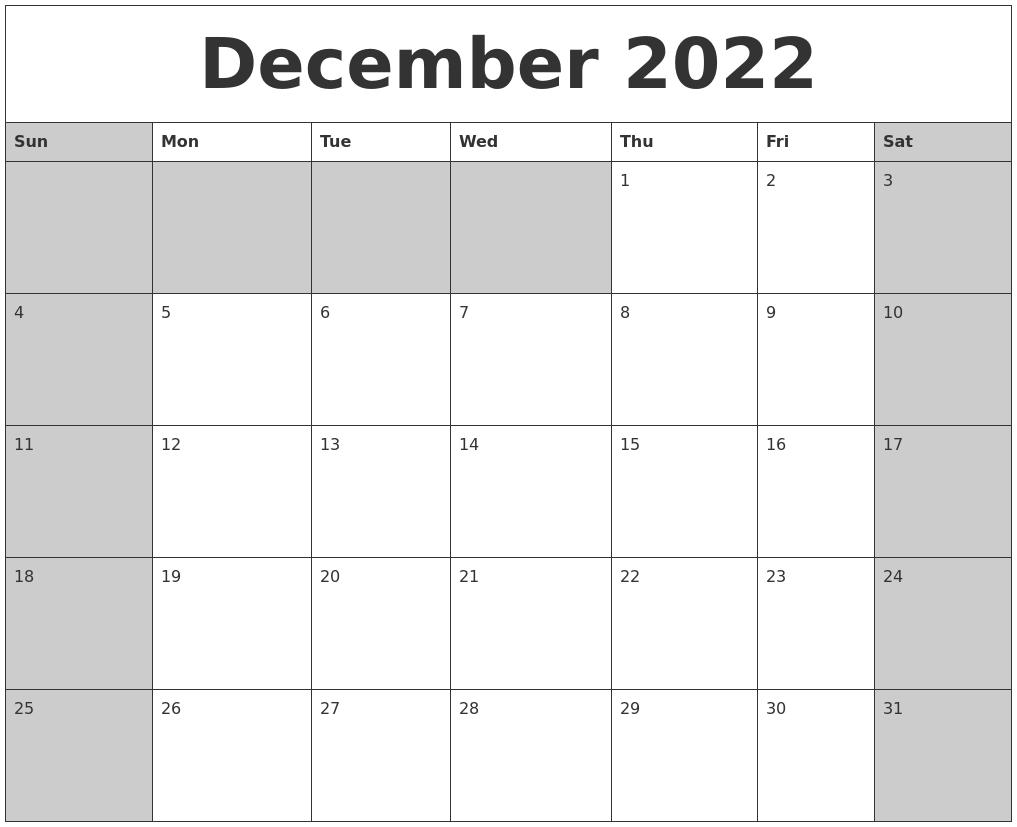 October 2022 Printable Blank Calendar Regarding Print Calendar January 2022 Fillable Lines