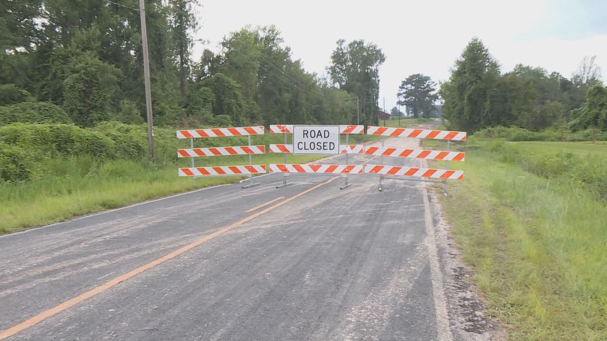 Road Remains Closed In Lenoir County Following Flooding with Lenoir County School Calendar