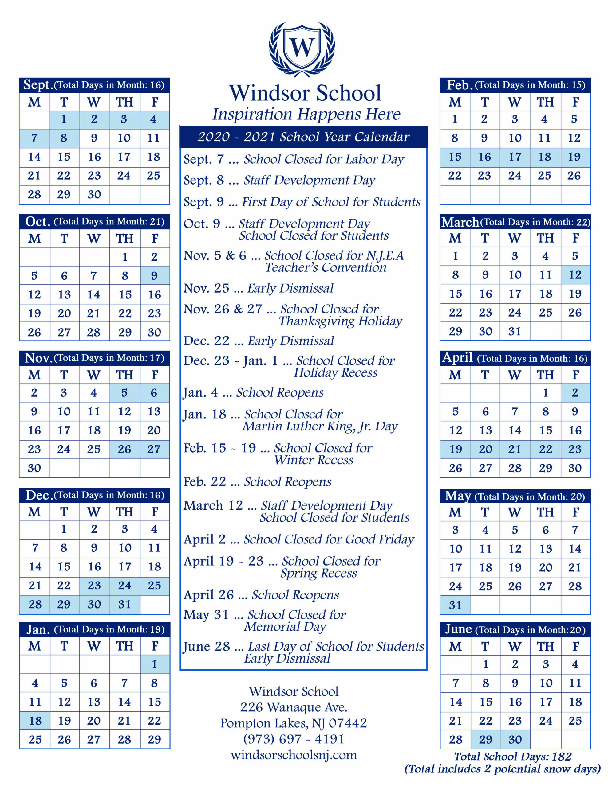 School Calendars – Windsor Schools Pertaining To Uri Academic Calendar 2022